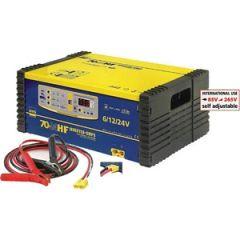 70.24HF Inverter Acculader, 85-265V, 6-12-24V