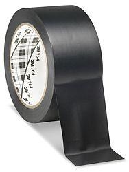 764 Markeringstape Zwart 50 mm x 33 mtr