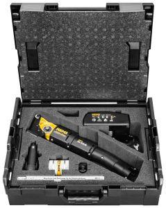 Actie Set - NANO Basic Pack Accu pijpsnijder 10,8V 1,3Ah in L-Boxx + accessoires