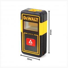 DW030PL Pocket Laser Afstandsmeter 9 mtr.