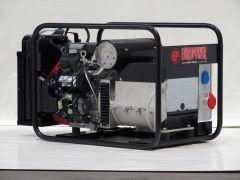 EP13500TE Stroomaggregaat benzine elektrisch startend 12 KVA 230/400 Volt 950001203