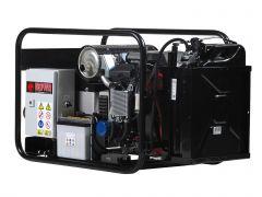 EP18000TE standaard stroomaggregaat benzinemotor 17.5 KVA elektrische start 230/400V , krachtstroom 950001803