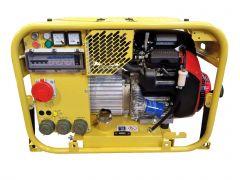 EPDIN9000TE Stroomaggregaat 9KVA
