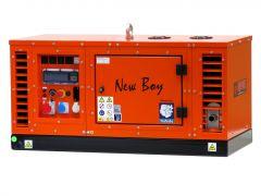 New Boy EPS113TDE stroomaggregaat 11 KVA dieselmotor 230/400 Volt 0951011114