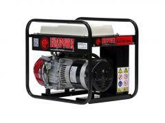 EP3300-11 stroomaggregaat 3 KVA Honda benzinemotor 2x 230Volt (16A) hand startend 990000305