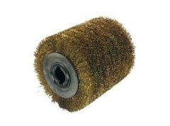 Schuurrol 100x100 voor hout/staal draaddikte 0.4