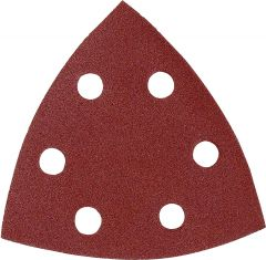 Schuurvel 94x94 mm Korrel 150 RED 10 st.