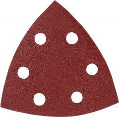 Schuurvel 94x94 mm Korrel 60 RED 10 st.