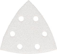 Schuurvel 94x94 mm Korrel 80 WHITE 10 st.