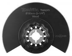 TMA049 HCS segmentzaagblad 85 mm hout