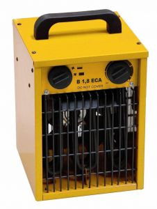 B 1.8 ECA Elektrische Heater 0.6/1.8kW