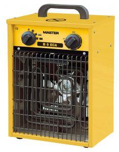 B 5 ECA Elektrische Heater 2,5/5,0kW
