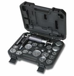 1471M/C22 Pneumatische vijzel voor remzuigers incl. Koffer