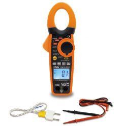 1760PA/AC-DC Digitale multimeter en ampereklem
