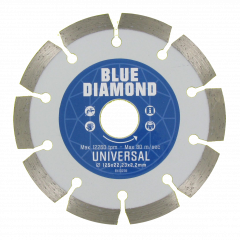 CEBD140310 Blue Diamond Diamantzaagblad Universeel 140 x 22,23