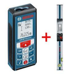 GLM80 Laserafstandmeter + R60 hellingsmeter 0601072301
