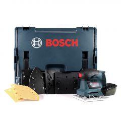 GSS 18V-10 multi Schuurmachine 3 in 1 18V 5,0Ah Li-Ion in L-Boxx 06019D0201