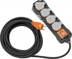 9152450100 professionalLINE stopcontactblok IP54 5m H07RN-F 3G2,5