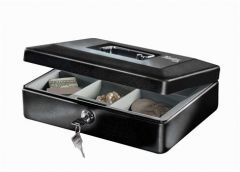 CB-10ML Geldkist met tray en handvat