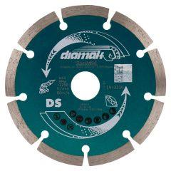 D-61139 Diamant doorslijpschijf 125 x 22.23