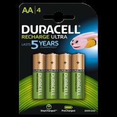 Oplaadbare Batterijen Ultra Precharged AA 4st.