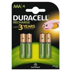 Oplaadbare Batterijen Plus AAA 4st.