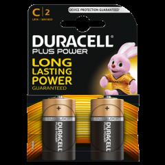 Batterijen Alkaline Plus Power C 2st.