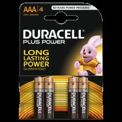Batterijen Alkaline Plus Power AAA 4st.