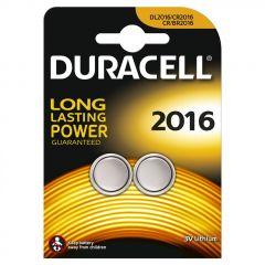 Knoopcel Batterijen 2016 2st.