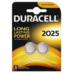 Knoopcel Batterijen 2025 2st.