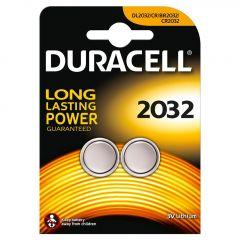 Knoopcel Batterijen 2032 2st.