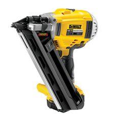 DCN692N Stripnageltacker 18 Volt Excl. Accu & lader 50-90 mm 2-Speed + dealer garantie!