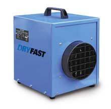 DFE25T Elektrische kachel