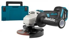 DGA513ZJ 18V Haakse slijper 125 mm met rem in Mbox excl. accu's en lader + 5 jaar dealer garantie!