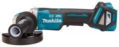 'DGA519ZJ Haakse Slijper X-Lock 18V excl. accu''s en lader 125mm'