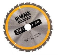 DT1953-QZ XR Cirkelzaagblad 216 x 30 mm 40T