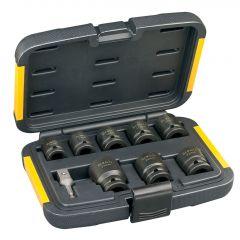 Toolnation-Dewalt Accessoires DT7507-QZ Slagmoersleutel doppenset 9-delig-aanbieding