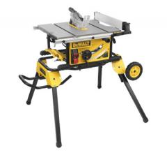 DWE7492SET Tafelzaag 2000 Watt + DWE74911-XJ Verrijdbaar Onderstel + 5 jaar dealer garantie!