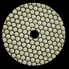 Diamant Polijstschijf Droog 125mm K1500