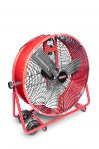 MV600L Grote ventilator op wielen, traagdraaiend 600 mm