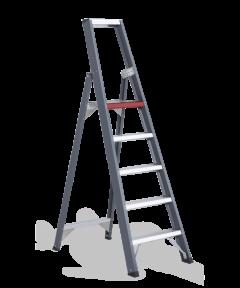191326 Falco Enkel oploopbare trap FEO 6-treeds