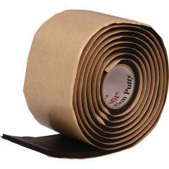 Scotchfil zelffuserende tape, zwart 38 mm x 1.50 mtr