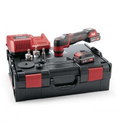 PXE 80 10.8-EC/2.5 P-Set Roterende Polijstmachine 10.8 Volt 2.5 Ah Li-ion + accessoires