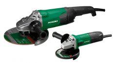 G23STCPZ - G23ST + G13STA Haakse Slijper Set 230mm + 125mm
