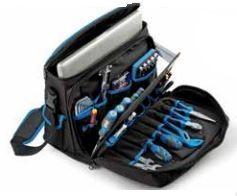 8087110 S85 116.01 B&W Notebook-combitas Monteur gereedschapset 85-delig