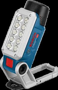 GLI 12V-330 Acculamp 12 Volt Solo excl. accu's en oplader