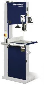 HBS 433 Precisie Lintzaagmachine Professional 400 Volt