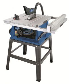 HS105 Tafelzaag 2000 watt 255 mm met onderstel