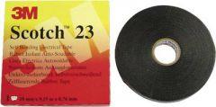Scotch 23 Reparatietape Zwart 9.15 x 19