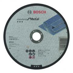 Doorslijpschijf recht Standard for Metal A 30 S BF, 180 mm, 22,23 mm, 3,0 mm